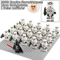 21Stk Star Wars Empire Stormtrooper Minifiguren Lot Fit Lego Sammlungen