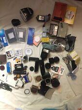Joblot Film Camera Accessories