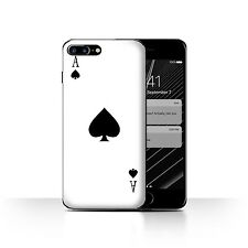STUFF4 Back Case/Cover/Skin for Apple iPhone 7 Plus/Playing Cards