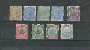 BERMUDA - Lot of old stamps