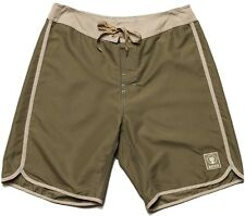 Howler Bros Brothers Bruja Swim Trunks Bathing Suit Board Shorts (Size 32) Olive
