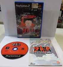 Console Game Gioco SONY Playstation 2 PS2 PAL Play AKIRA PSYCHO BALL Bandai