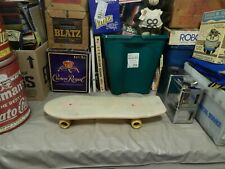 Variflex of California (25'') Pink Deck / Yellow Wheels Skateboard Vtg Retro OG