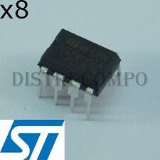 VIPER22A Low power OFF-line SMPS primary switcher DIP-8 STM RoHS (lot de 8)