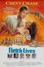 FLETCH LIVES MOVIE POSTER 2 Sided ORIGINAL ROLLED 27x40 CHEVY CHASE