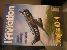 "** Fana de l'aviation n°267 Douglas AD-4 Skyraider DH-112 "" Venom "" Lifting Body"