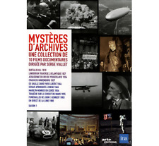 MYSTERES D'ARCHIVES VOL 1 - 2 DVD