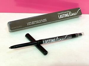 bareMinerals Lasting Line Long-Wearing Eyeliner Full Size Boxed- Always Charcoal