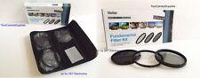 1:VIVITAR Filter Kit ND8 UV CPL to your lens: Sony DT 16-50mm F2.8 SSM Zoom Lens