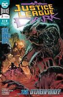Justice League Dark #7 Main Cover DC Comics 1st Print 2019 Unread NM