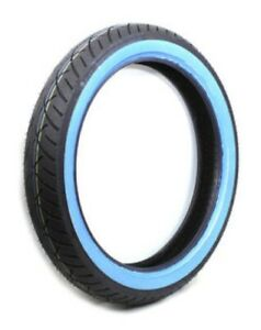 METZELER ME888 WHITE WALL FRONT TIRE 100/90-19 HARLEY DYNA LOW RIDER SUPER GLIDE