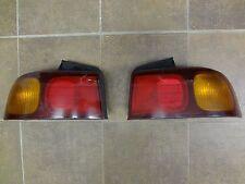 JDM 1994-2001 Honda Acura Integra Sedan 4 Door Tail Lights Tail Lamps DB6 DB8
