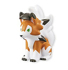 Pokemon Sun & Moon Lycanroc Kids Solgaleo Ver. Character Candy  Toy Figure Anime