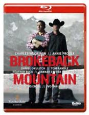Brokeback Mountain: Teatro Real De Madrid (Engel)  Blu-ray NEW