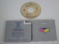 YES/90125(ATCO 7 90125-2) GOLD CD ALBUM