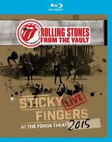 The Rolling Stones: From The Vault - Sticky Fingers Live At.. (NEW BLU-RAY)