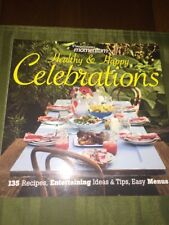 Weight Watchers Book CELEBRATIONS diet healthy cooking recipes weight loss Point