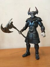 DC MULTIVERSE - Justice League - STEPPENWOLF C&C / BAF FIGURE COMPLETE - NEW