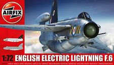 Airfix 1/72 English Electric Lightning F.6 # A05042