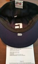Gio Gonzalez Game Used Hat & Pants Homestead Grays Washington Nationals MLB Auth
