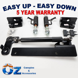 TOYOTA HILUX SR5 2015+ TRD TAILGATE SLOW DOWN EASY UP SHOCK STRUT KIT PROLIFT