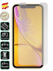 Protector Apple Iphone XS Max Cristal Templado de Pantalla Vidrio movil