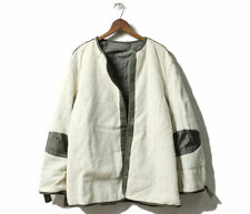 U.S. ARMY M51 WOOL PILE LINER MADE IN USA LARGE Olive / Off