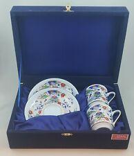 Mini Tea Set - Exquisitely-made Turkish Porcelain - hand-painted