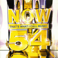 Various Artists : Now Thats What I Call Music! 54 2 CD FREE UK Postage