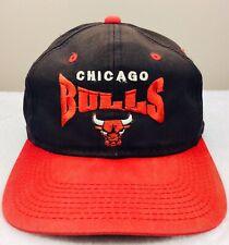 Chicago Bulls Vintage 90's Retro G Cap Snapback Baseball Hat Very Rare Design