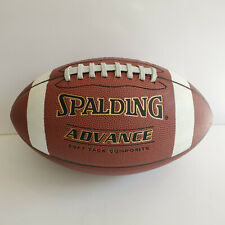 Spalding Advance Soft Tack Composite Football Full Size