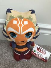 star wars ahsoka funko plushie spring convention exclusive Brand New collectible