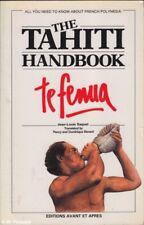 Jean-Louis Saquet THE TAHITI HANDBOOK  SC Book