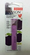 New X1 Limited Edition Revlon Kiss Lip Balm SPF 20 Sugar Plum