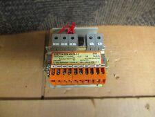 BLOCK TRANSFORMER TYP DDB 400/24-3,5 PRI: 380/400/420V VOLT SEC:24V