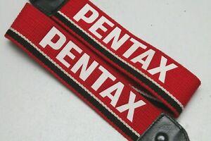 Pentax Film SLR Wide Neck Strap for ME Super K1000 P30 KX KM MG MV PROGRAM A