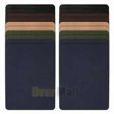 Repair Patches Assorted Set of 20 iron On Denim Kit for Cloth blue Jeans cotton