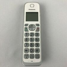 Panasonic Kx-Tgda50W Replacement Handset for Cordless Phone System Tested White