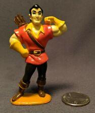 Disney 3 Inch PVC Gaston Cake Topper Figure