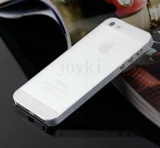 Matte Transparent Ultra-thin 0.3mm Soft Plastic Protective Case For Iphone 5 5s