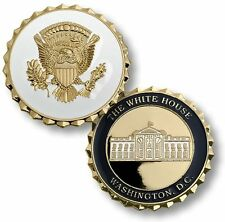 Vice Presidential Service Badge / White House - Vice President Challenge Coin