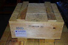 NOS BUSCH USA # 1010 Ground Finish Cast Iron Surface Plate 12 x 12 X 4 $885.00