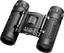 NEW BARSKA   Lucid View Binoculars, 8 x 21mm - AB10108 Barska