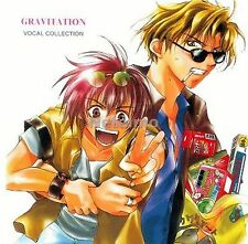 New 0119 Gravitation CD Original Soundtrack Music Vocal OST Game Playstation 2