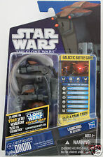 "Destroyer Droid CW04 Hasbro Star Wars The Clone Wars 2009 3.75"" Action Figure"