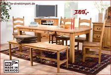 Esstische & Küchentische für bis zu 8 Personen aus Massivholz mit Schubfächern