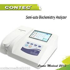 TFT display touch screen Semi-auto Biochemical Biochemistry Analyzer contec