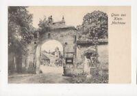 Gruss Aus Klein Machnow Vintage U/B Postcard Germany 400a