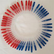10X Clean Tooth Floss Head Hygiene Dental Plastic Interdental Toothpick-Brush~-