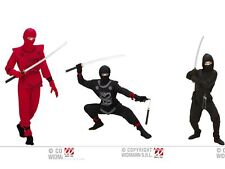 Boys Ninja Costume Outfit for Oriental Fancy Dress